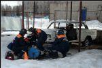 Православная молодёжь Челнов заинтересовалась профессией спасателя. Фото 4