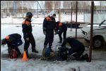 Православная молодёжь Челнов заинтересовалась профессией спасателя. Фото 6