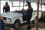 Православная молодёжь Челнов заинтересовалась профессией спасателя. Фото 9