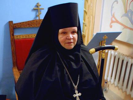 Именины настоятельницы Елабужского монастыря