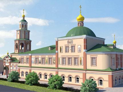 В Казани планируется восстановить Духосошественскую церковь