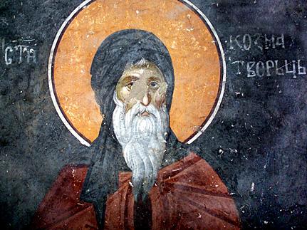 Преподобный Косма Маиумский, творец канонов (787) [+аудио]