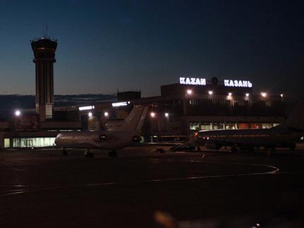 Духовенство Казанской епархии оказывает помощь на месте крушения самолета
