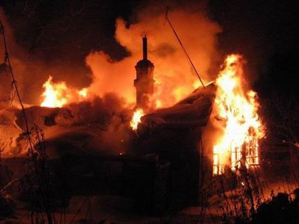 В Татарстане сгорели еще два православных храма