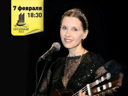 В Челнах даст концерт Светлана Копылова