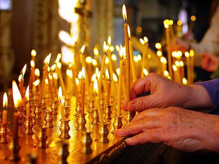 Молитвы о погибших в авиакатастрофе