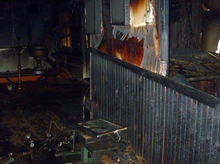 Поджоги церквей в Татарстане