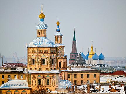 Итоги уходящего года: жизнь Татарстанской митрополии