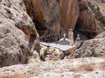 В Маалюле захвачены в заложники сирийские монахини
