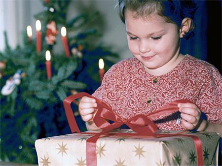 Подарки сиротам от каждого из нас