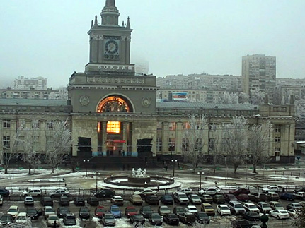 На железнодорожном вокзале Волгограда совершен теракт