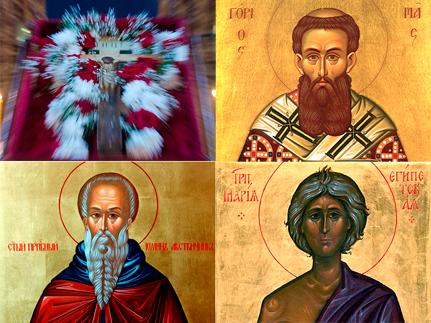 Воскресные дни Великого поста