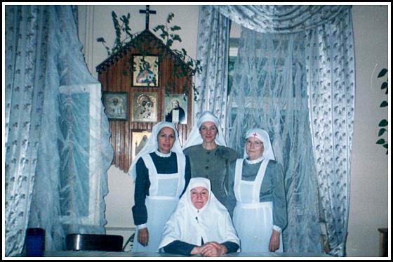 Сестричество в Набережных Челнах
