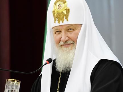 Церковнославянский язык может быть понятен каждому — Патриарх Кирилл
