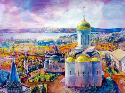 Свято-Успенский Зилантов монастырь [+видео]
