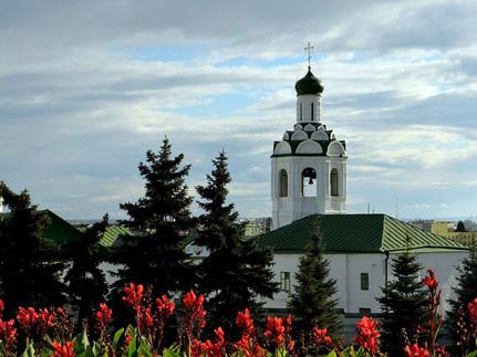 Престольные торжества прошли в Иоанно-Предтеченском монастыре