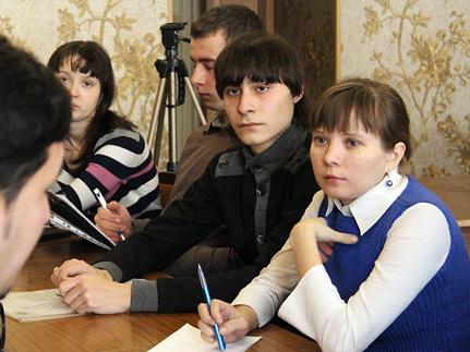 Собрание лидеров православной молодёжи