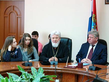 Слет православной молодежи в Самаре