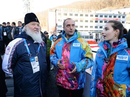 Спорт формирует замечательные человеческие качества, — считает Патриарх Кирилл