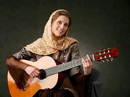 Певица и поэтесса Светлана Копылова