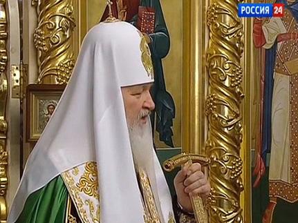 Патриарх Кирилл наградил орденом Дмитрия Маковкина посмертно