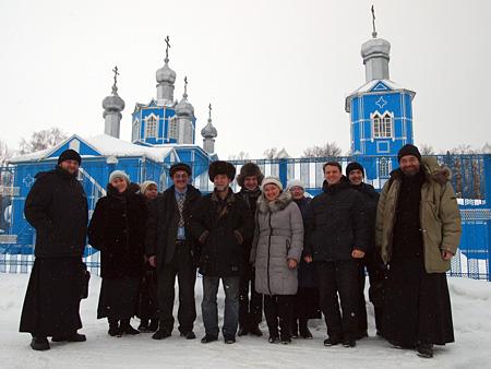 Актив Закамского благочиния посетил г. Болгар