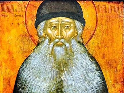 Преподобный Максим Грек (1556)