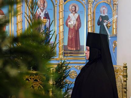 Игумения Вера (Шевченко): Господь всегда с нами!