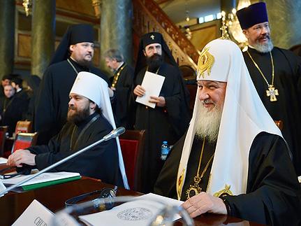 Собрание Предстоятелей Православных Церквей начало свою работу в Стамбуле