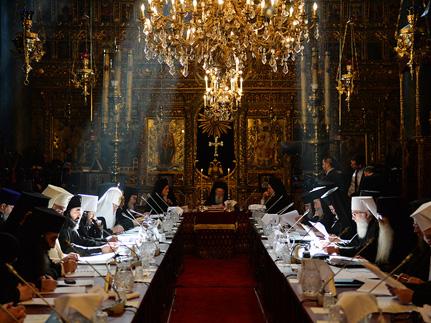 Собор всех Православных Церквей состоится в 2016 году