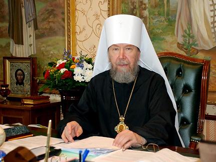 Митрополит Анастасий призывает оказать помощь казанскому детскому хоспису