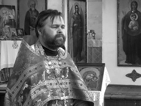 Отошел ко Господу иерей Олег Николаев