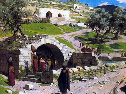 Евангелие недели. Призвание Нафанаила