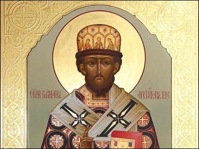 Святитель Герман, архиепископ Казанский (1567) [+аудио]