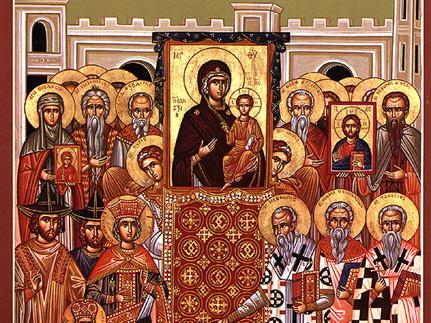 Торжество Православия. История праздника